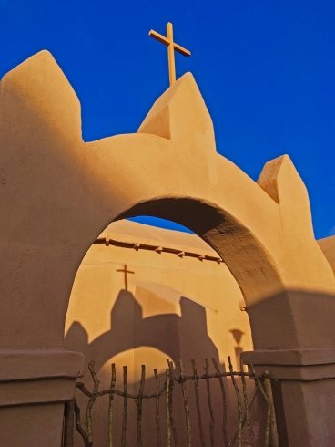 Atacama Church